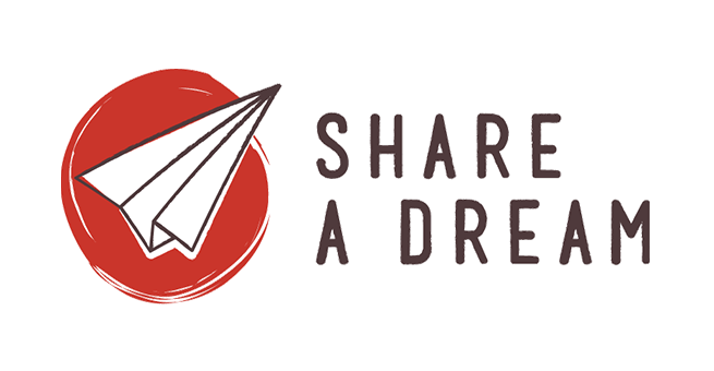 Logo Share A Dream